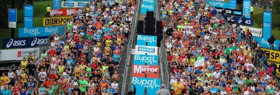 Great North Run Feature - The Hibbs Lupus Trust