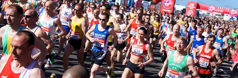 The Hibbs Lupus Trust - London Marathon