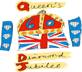 Diamond Jubilee Emblem