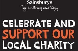 Sainsbury's Cannock - The Hibbs Lupus Trust