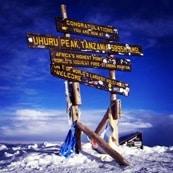 Kilimanjaro - The Hibbs Lupus Trust