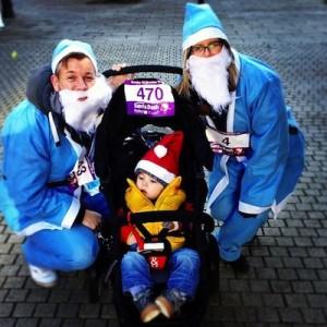Stafford Santa Dash - The Hibbs Lupus Trust