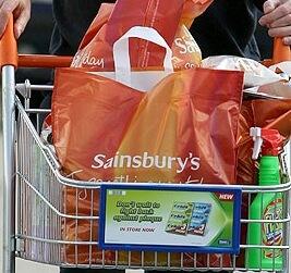 Sainsbury's Charity Bag Pack - The Hibbs Lupus Trust