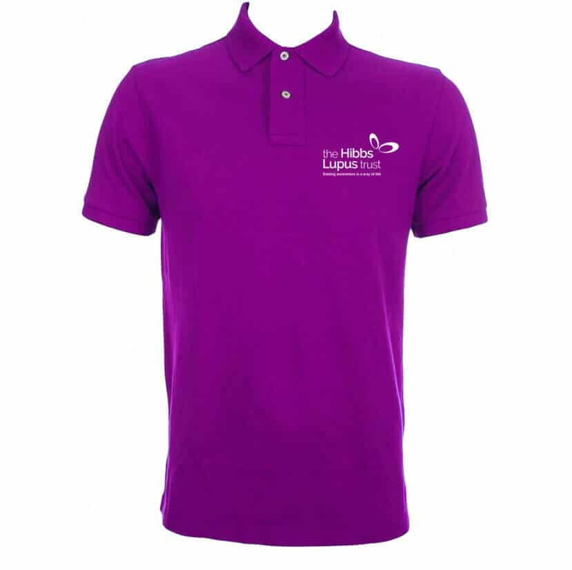 Polo Shirt - The Hibbs Lupus Trust