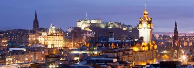 Edinburgh Night Ride - The Hibbs Lupus Trust