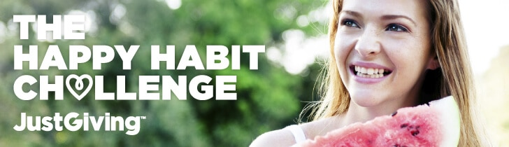 Happy Habit Challenge - The Hibbs Lupus Trust