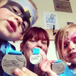 Lupus Medal - The Hibbs Lupus Trust