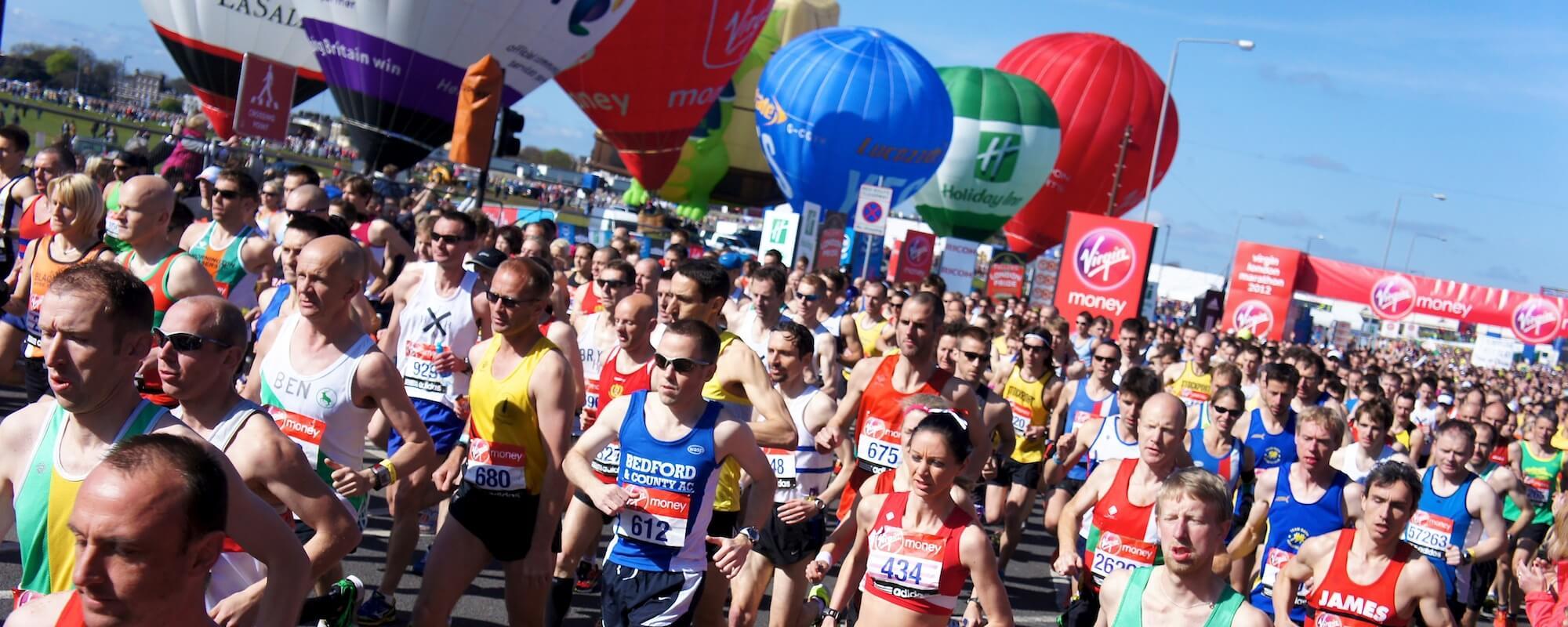 Hibbs Lupus London Marathon