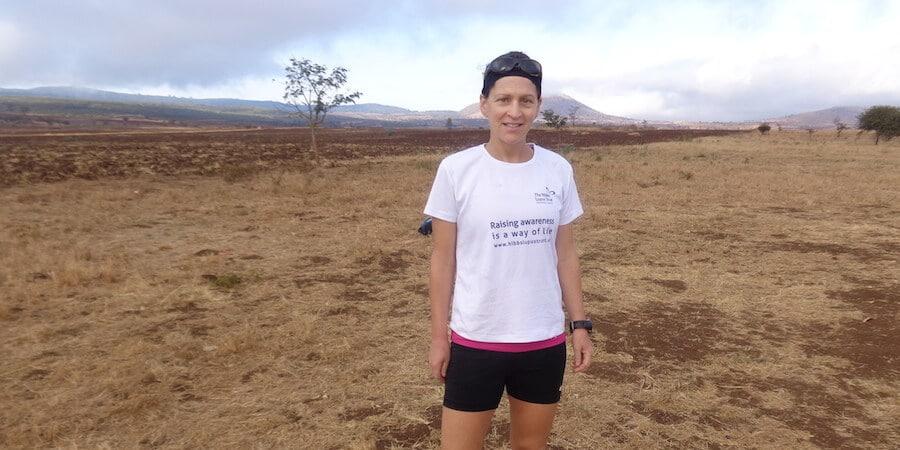 Cassandra Kilimanjaro - The Hibbs Lupus Trust