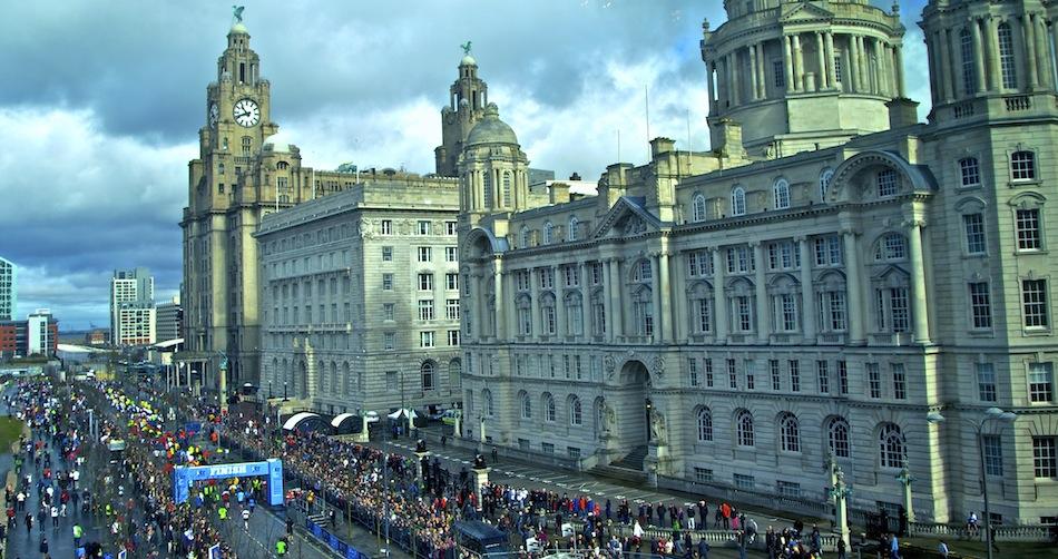 Liverpool Half Marathon - The Hibbs Lupus Trust
