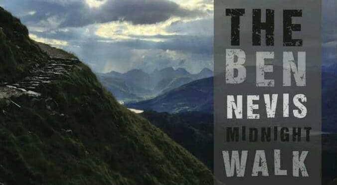 Ben Nevis - The Hibbs Lupus Trust