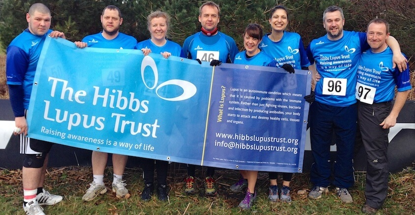 The Hibbs Lupus Trust Mud Run