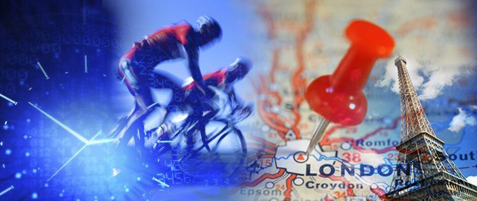 Ride24 London to Paris - The Hibbs Lupus Trust