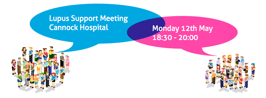 Support Meeting - The Hibbs Lupus Trust