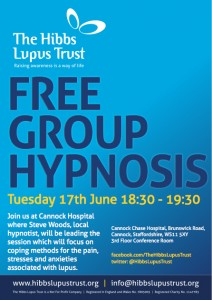 FREE Group Hypnosis - The Hibbs Lupus Trust