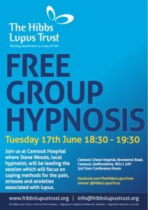 FREE Group Hypnosis - The Hibbs Lupus Trust