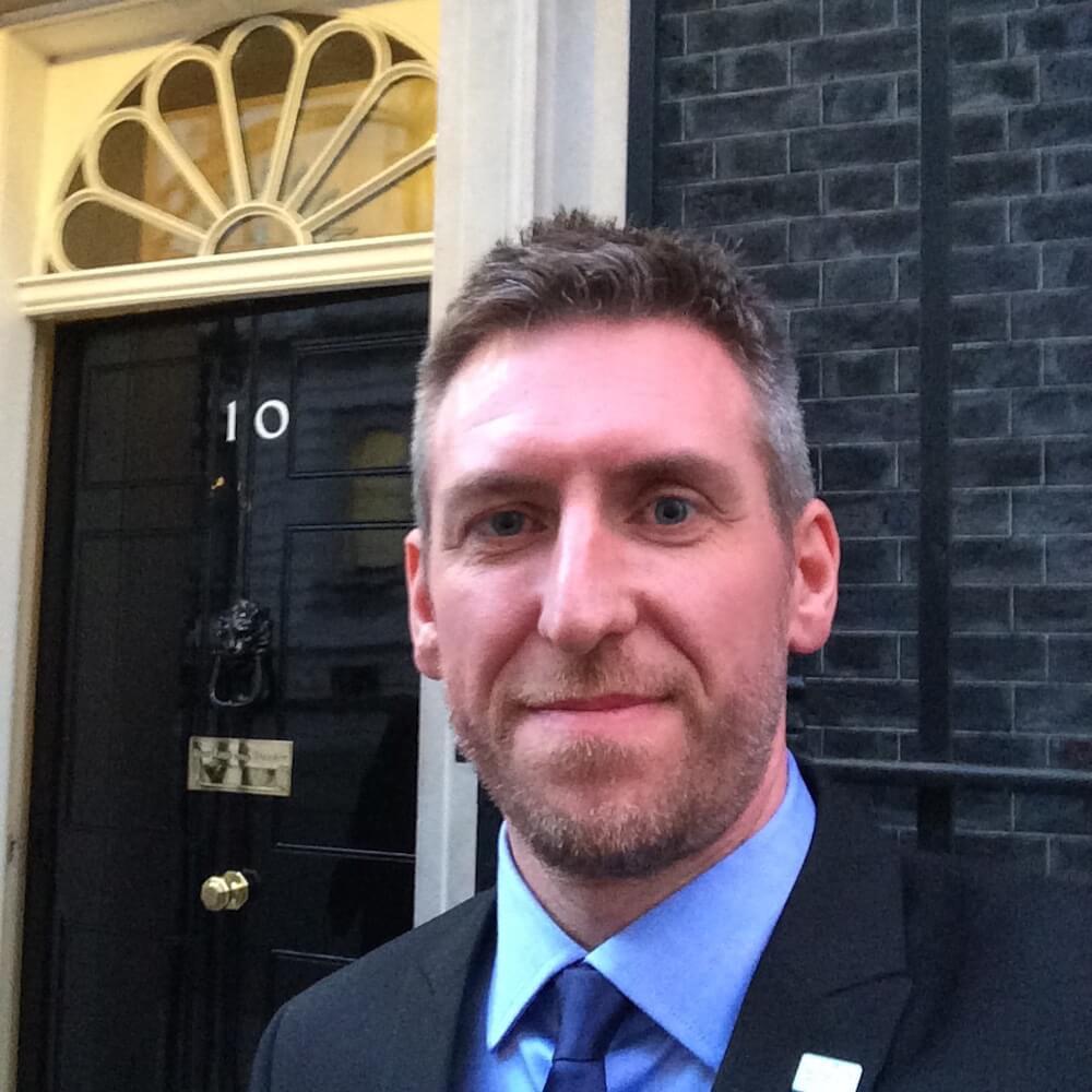 John Hibbs Downing Street Selfie - The Hibbs Lupus Trust.jpg