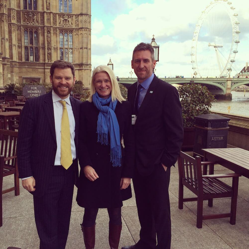 John Hibbs Parliament - The Hibbs Lupus Trust.jpg
