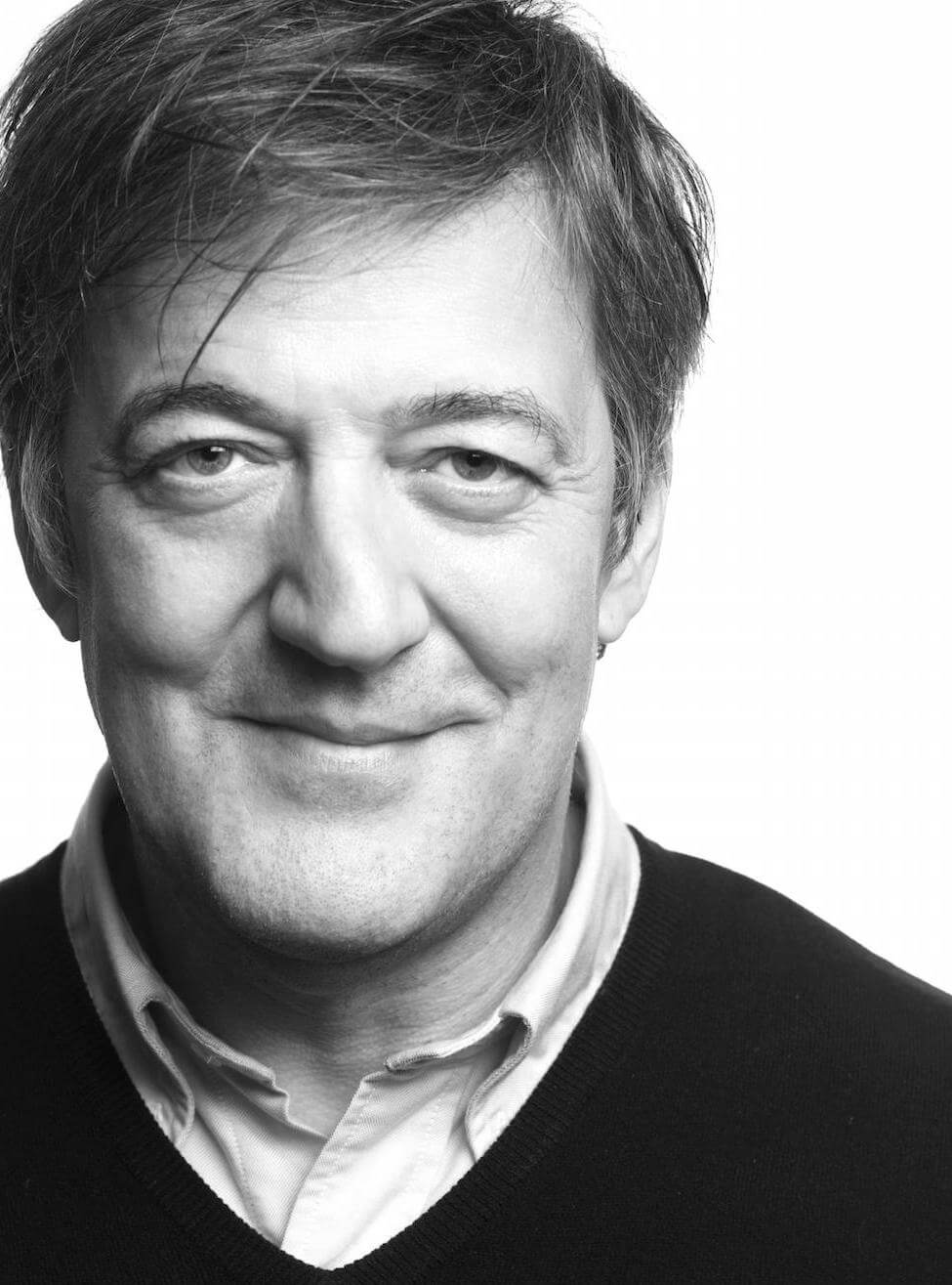 Stephen Fry - The Hibbs Lupus Trust