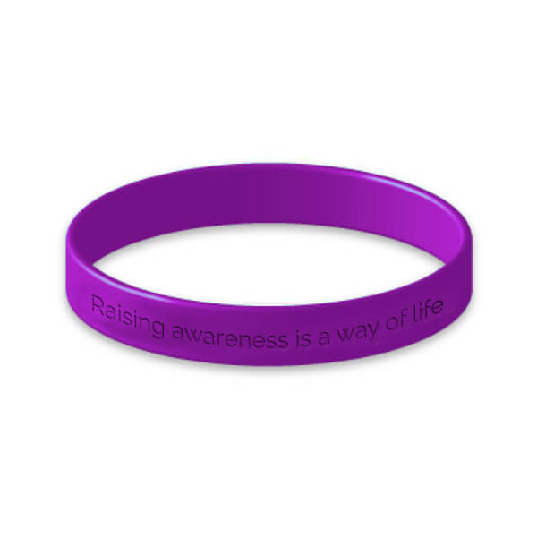 The Hibbs Lupus Trust Wristband