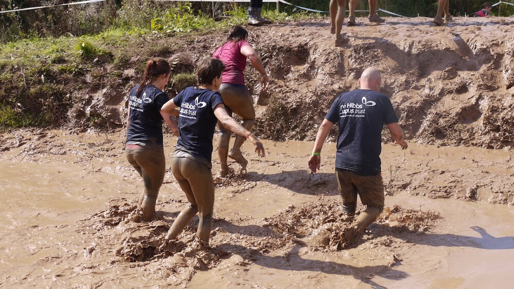 Mud Run - The Hibbs Lupus Trust 10