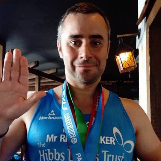 Rhys Parker Award - The Hibbs Lupus Trust 2