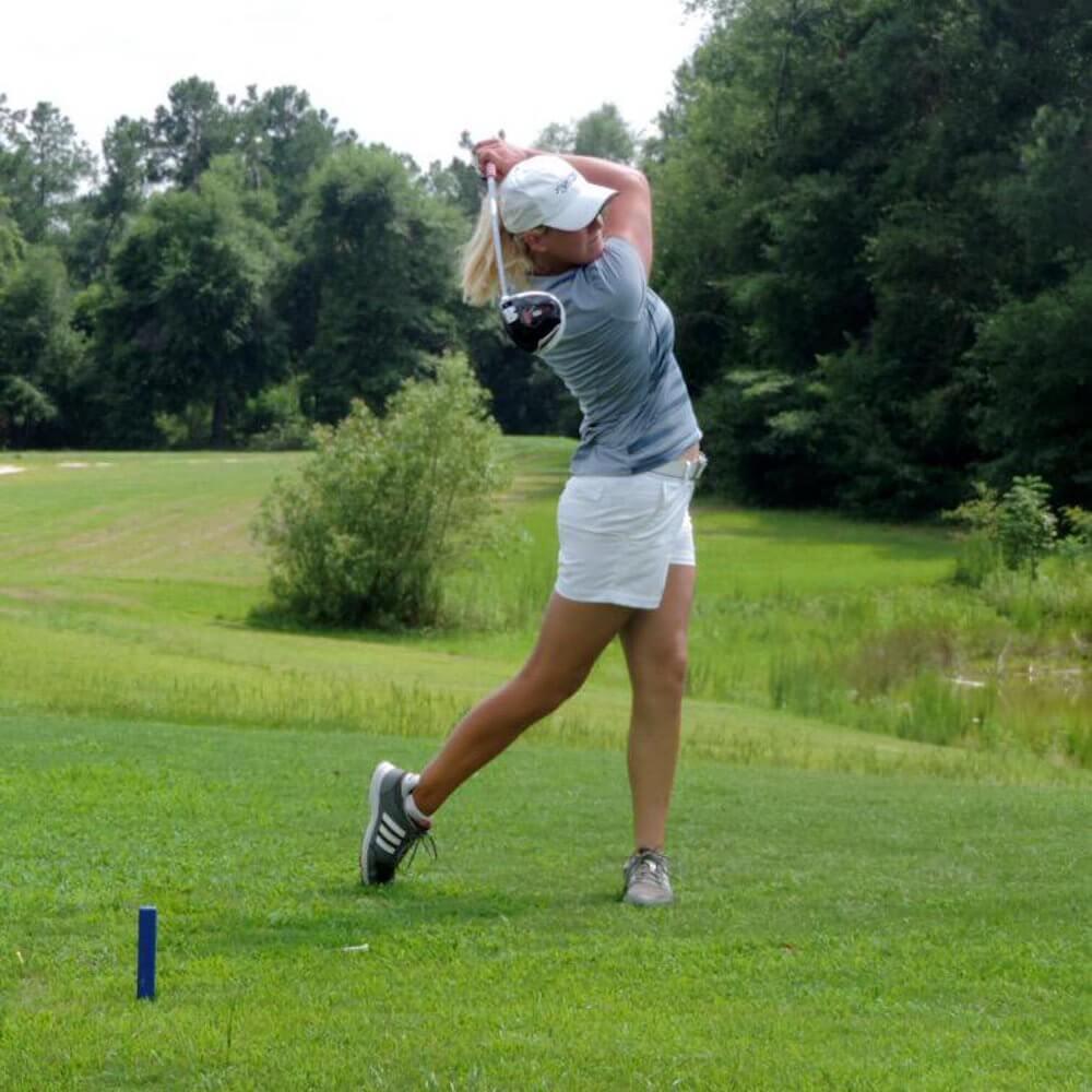 Vanessa Jay Golf - The Hibbs Lupus Trust