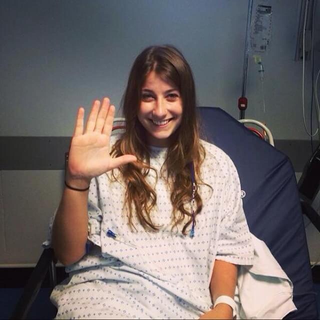 Rachael - The Hibbs Lupus Trust