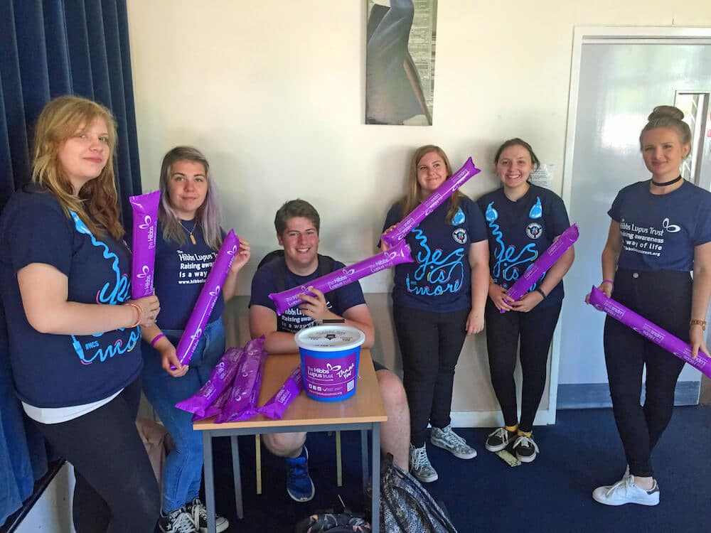NCS - The Hibbs Lupus Trust