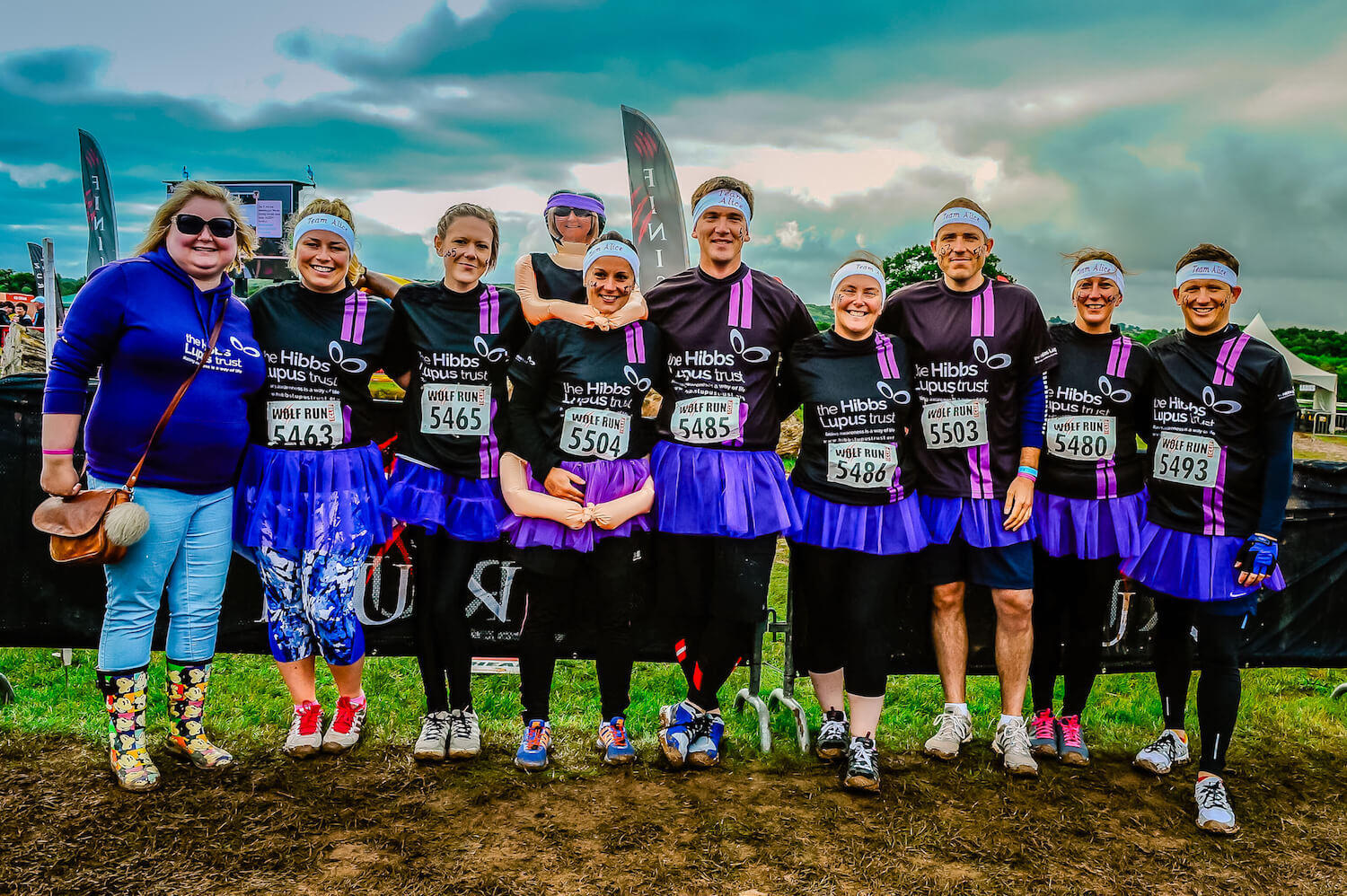 Team Alice - The Hibbs Lupus Trust Award Blog