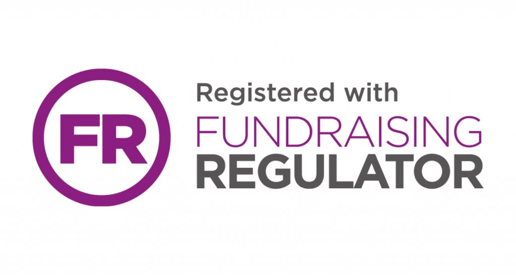 Fundraising Regulator Logo - The Hibbs Lupus Trust