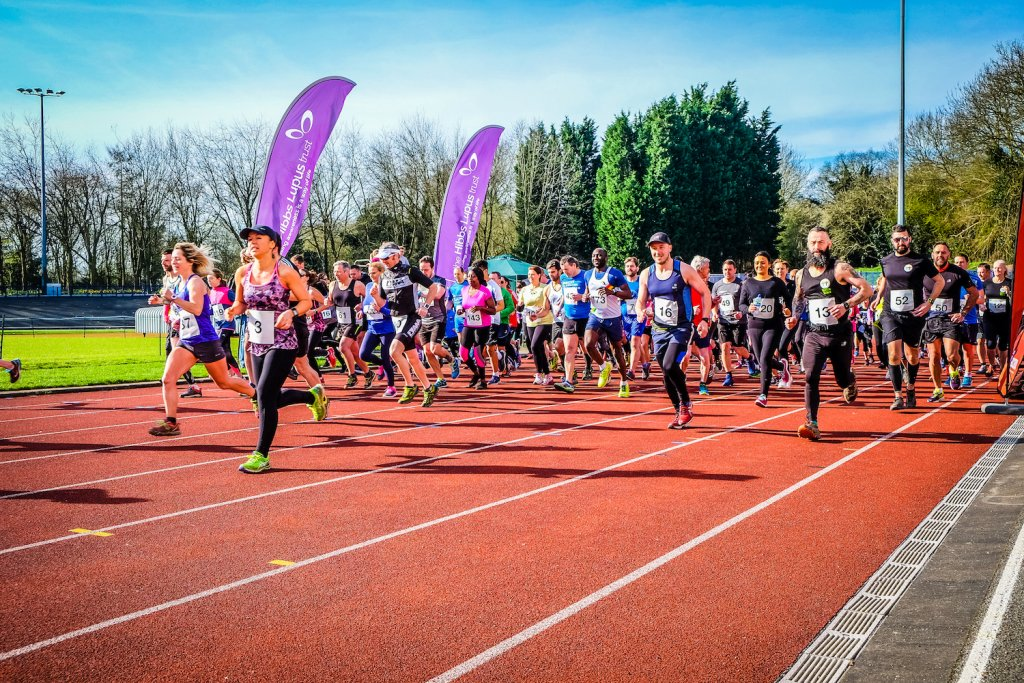 Run For Rachel - The Hibbs Lupus Trust