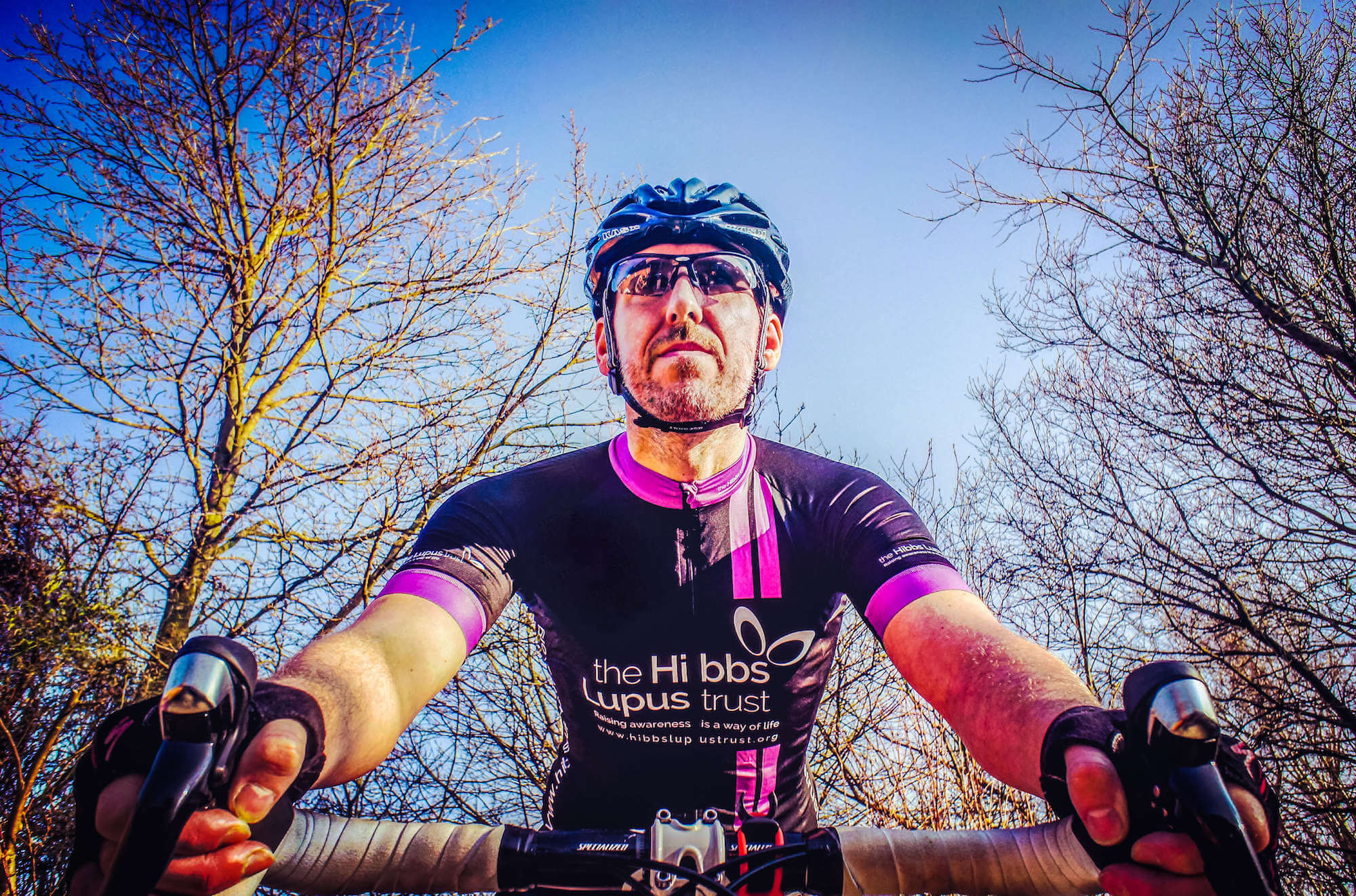 London to Paris - The Hibbs Lupus Trust