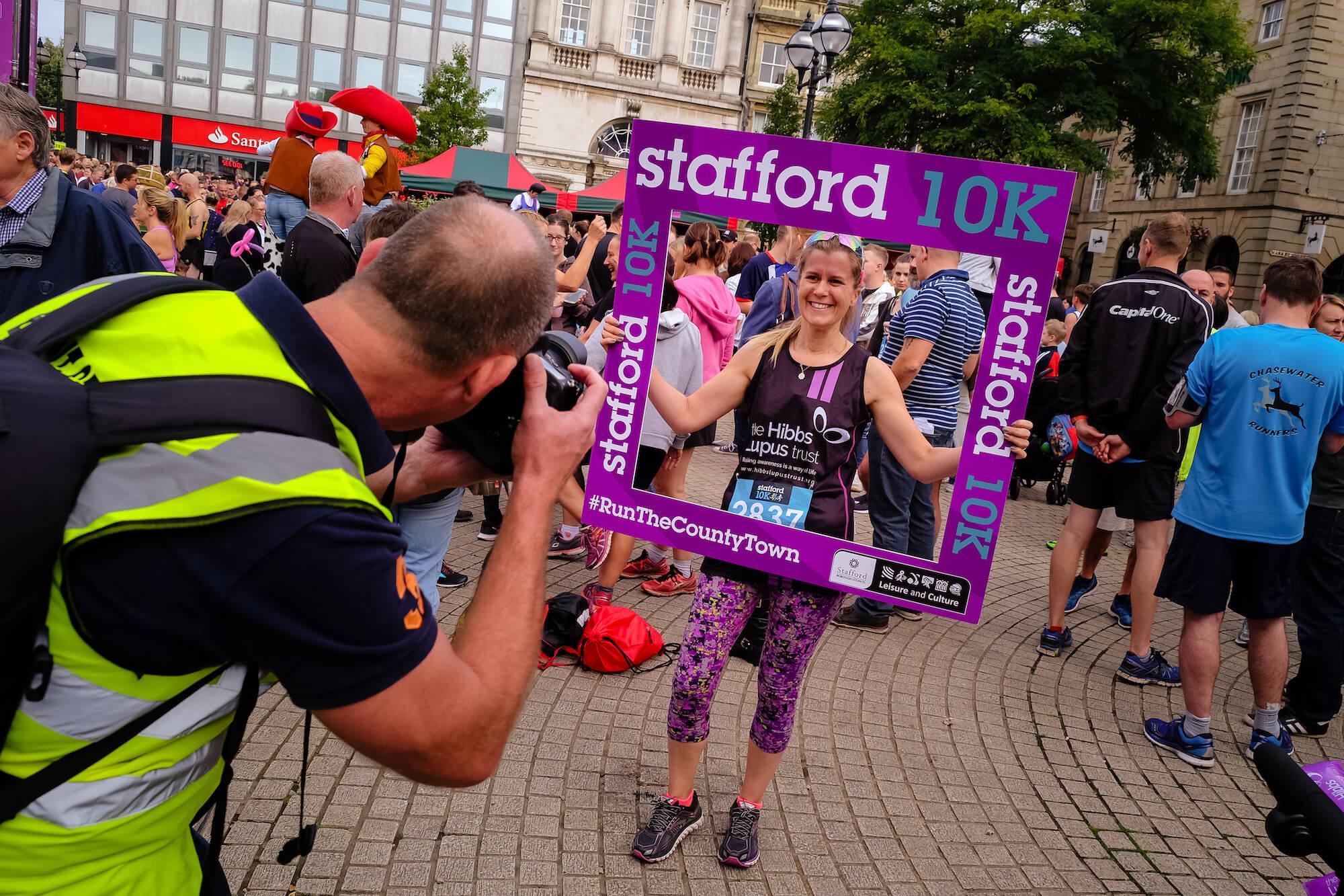 Stafford Half Marathon 2018 4