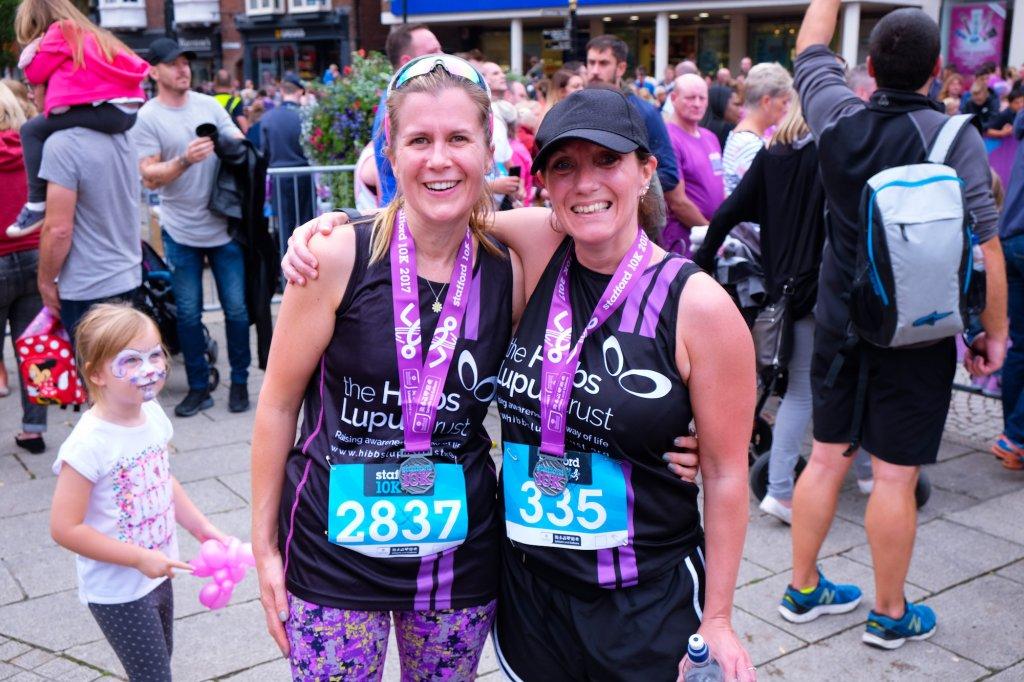 The Hibbs Lupus Trust - Stafford Half Marathon