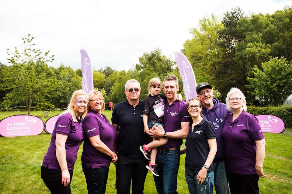 The Hibbs Lupus Trust Family