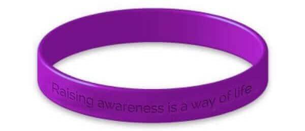 Lupus Charity Wristband - The Hibbs Lupus Trust