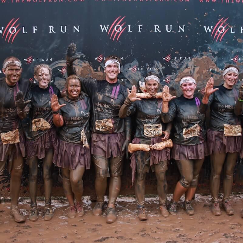 Wolf Run - The Hibbs Lupus Trust
