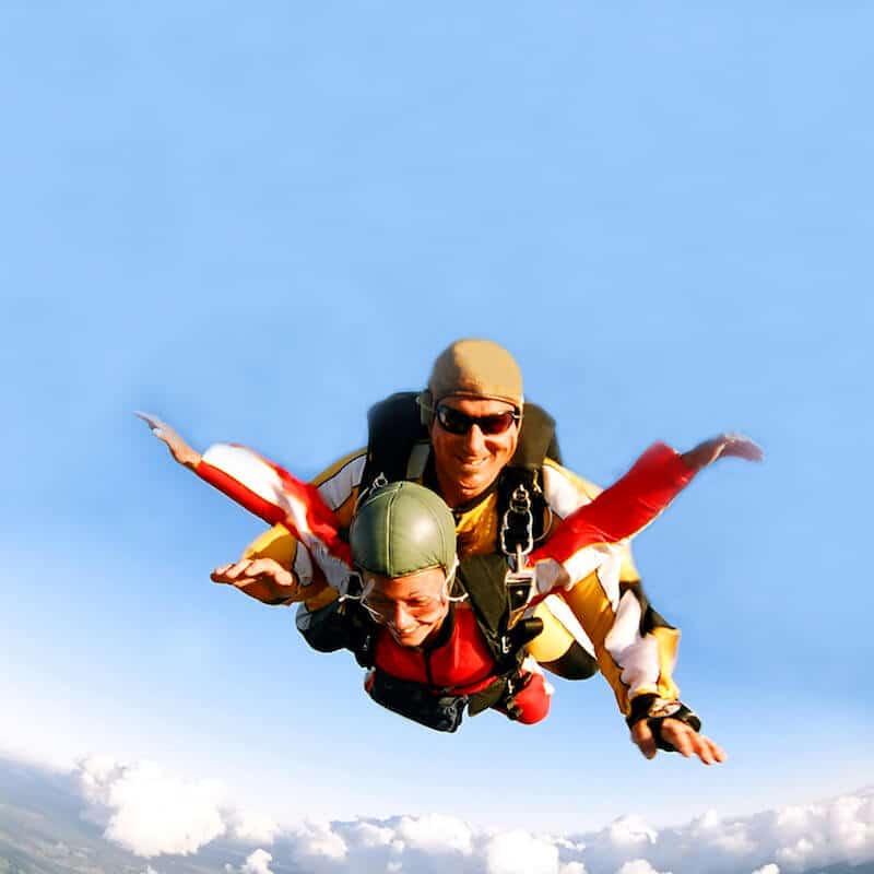 skydive - The Hibbs Lupus Trust