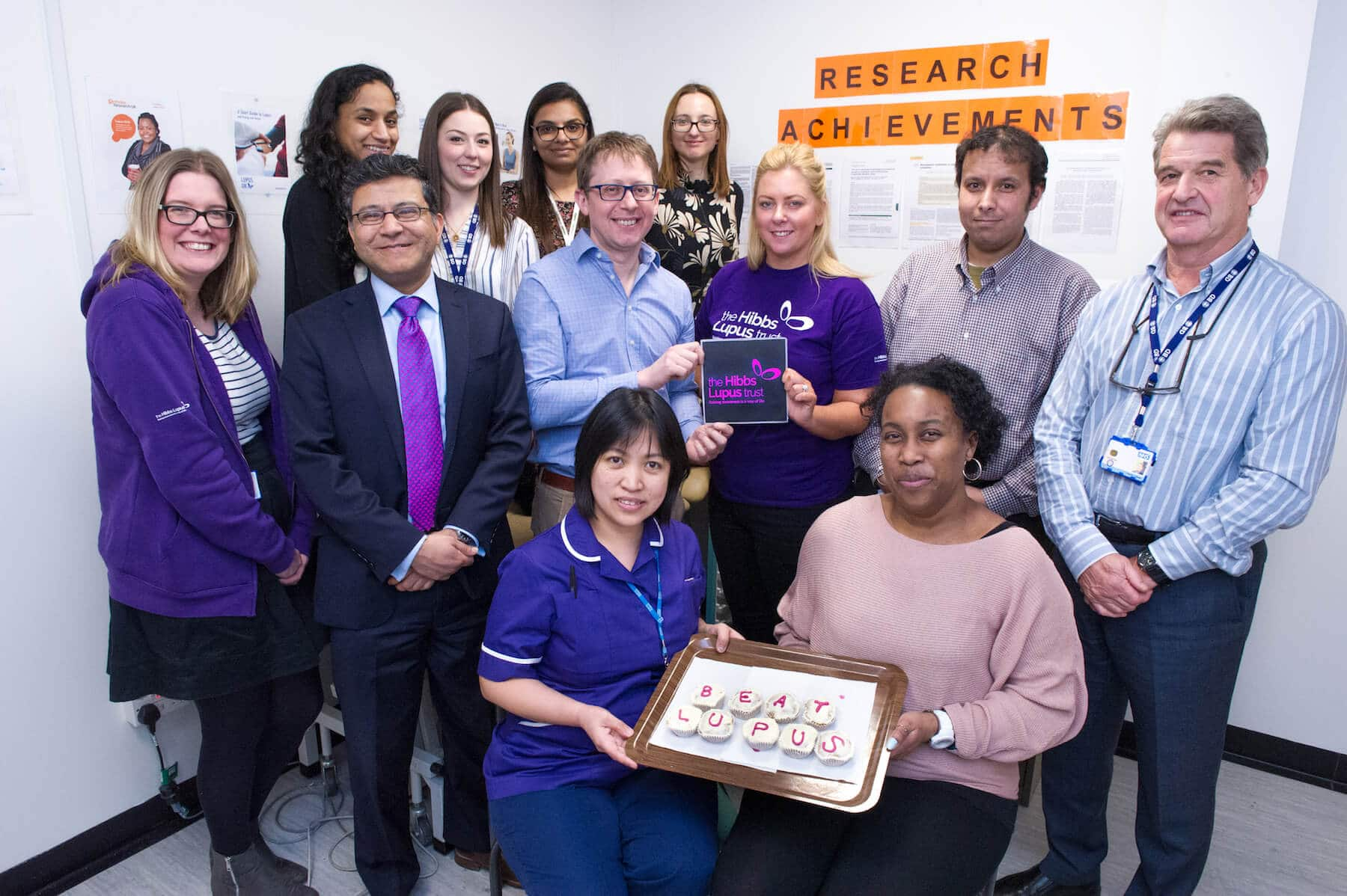 Leeds Teaching Hospital - The Hibbs Lupus Trust