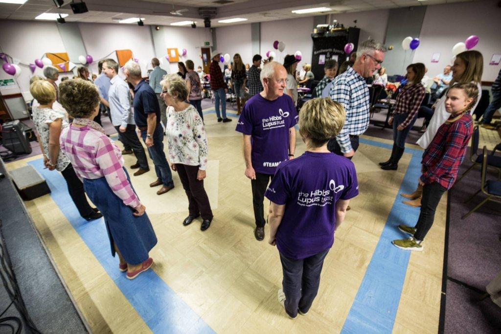 Hibbs Lupus Barn Dance