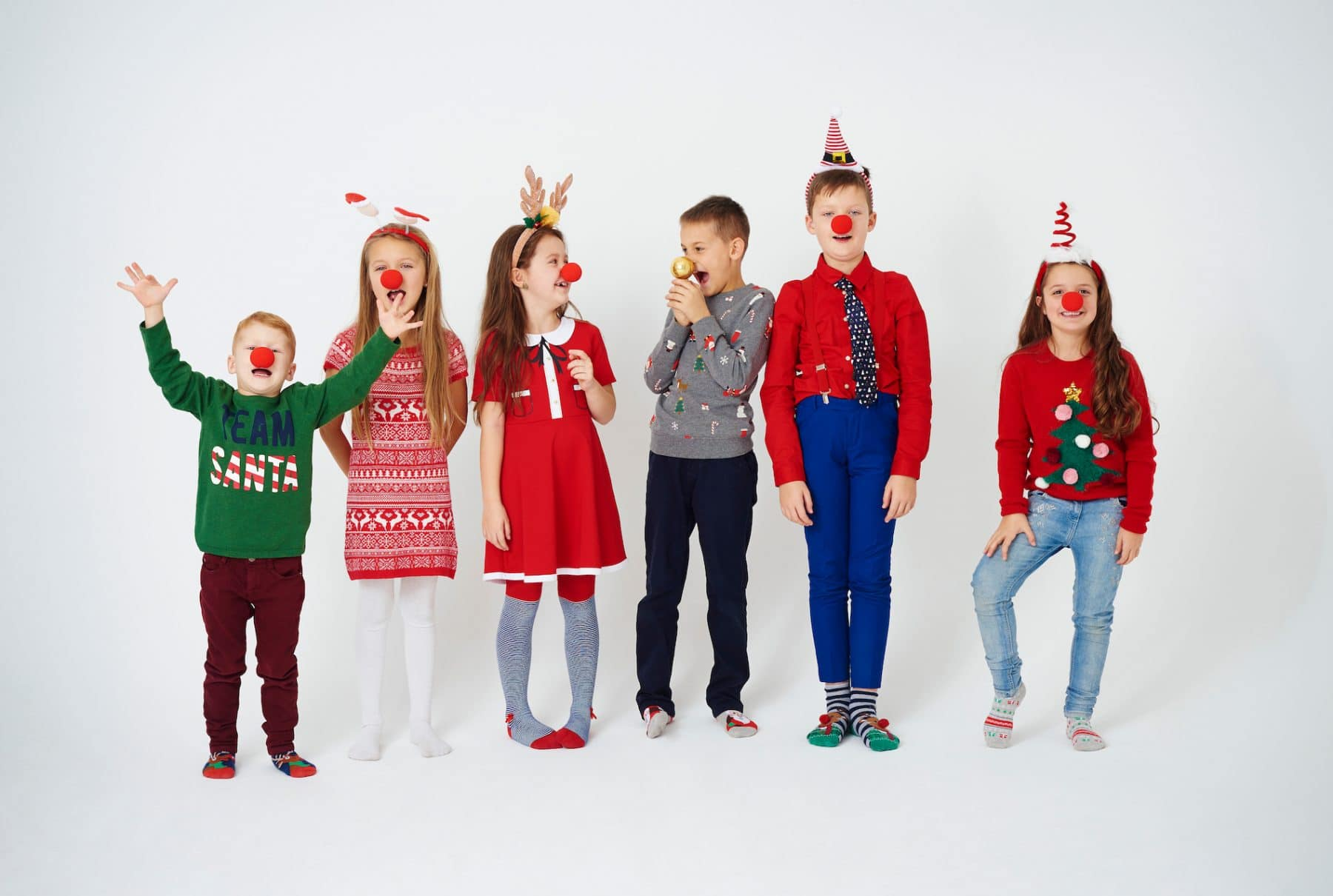 The Hibbs Lupus Trust - Christmas Jumper Kids