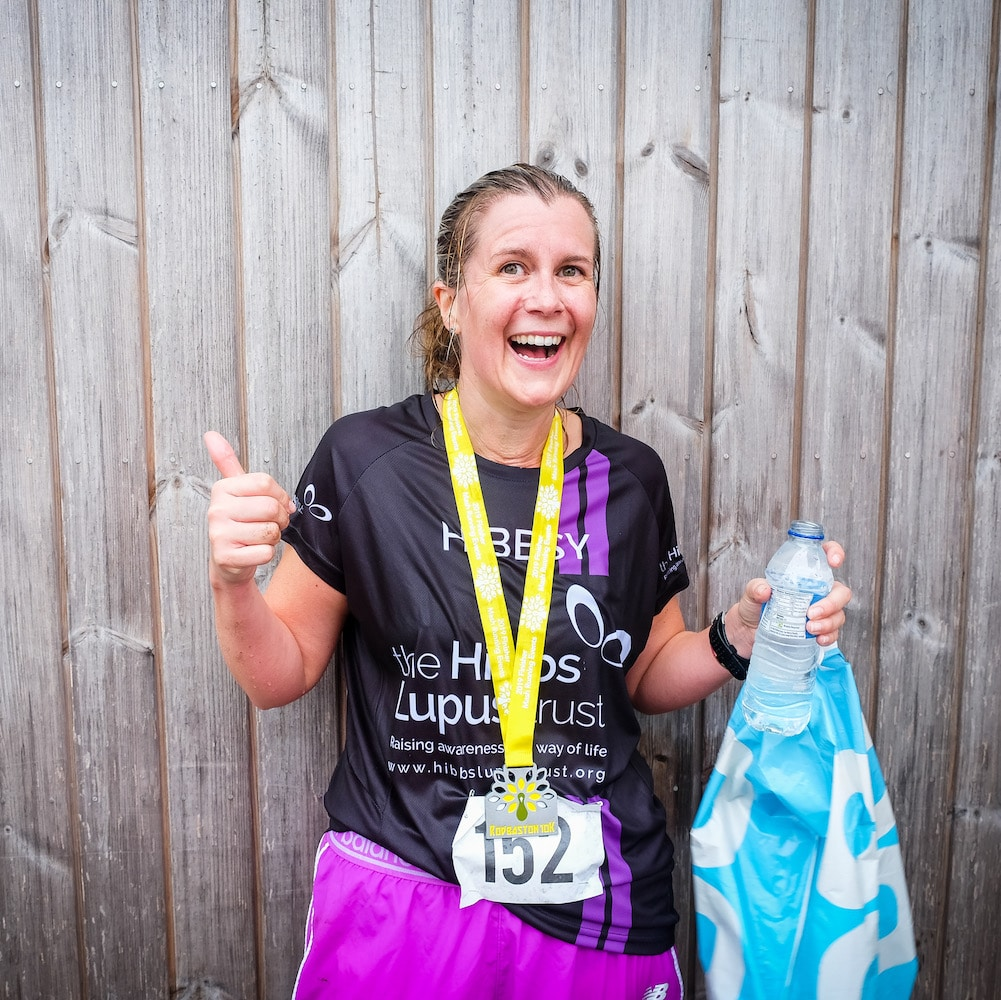 Vitality London 10k - The Hibbs Lupus Trust