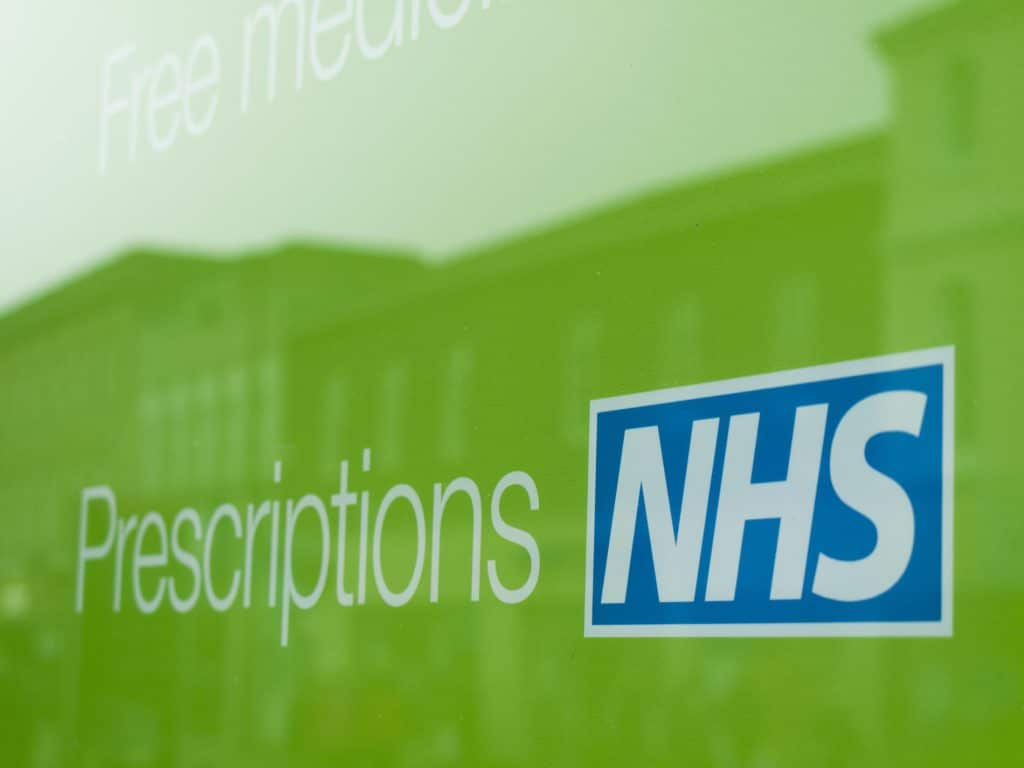 NHS Prescription Charges - The Hibbs Lupus Trust