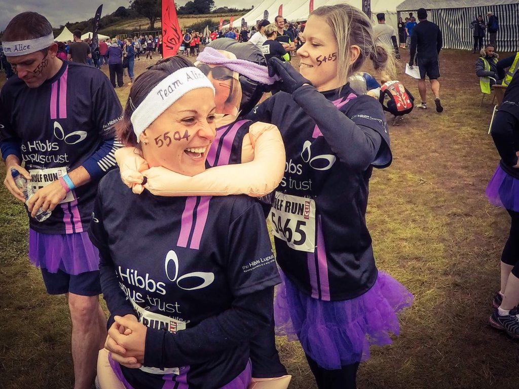 The Hibbs Lupus Trust Fundraising