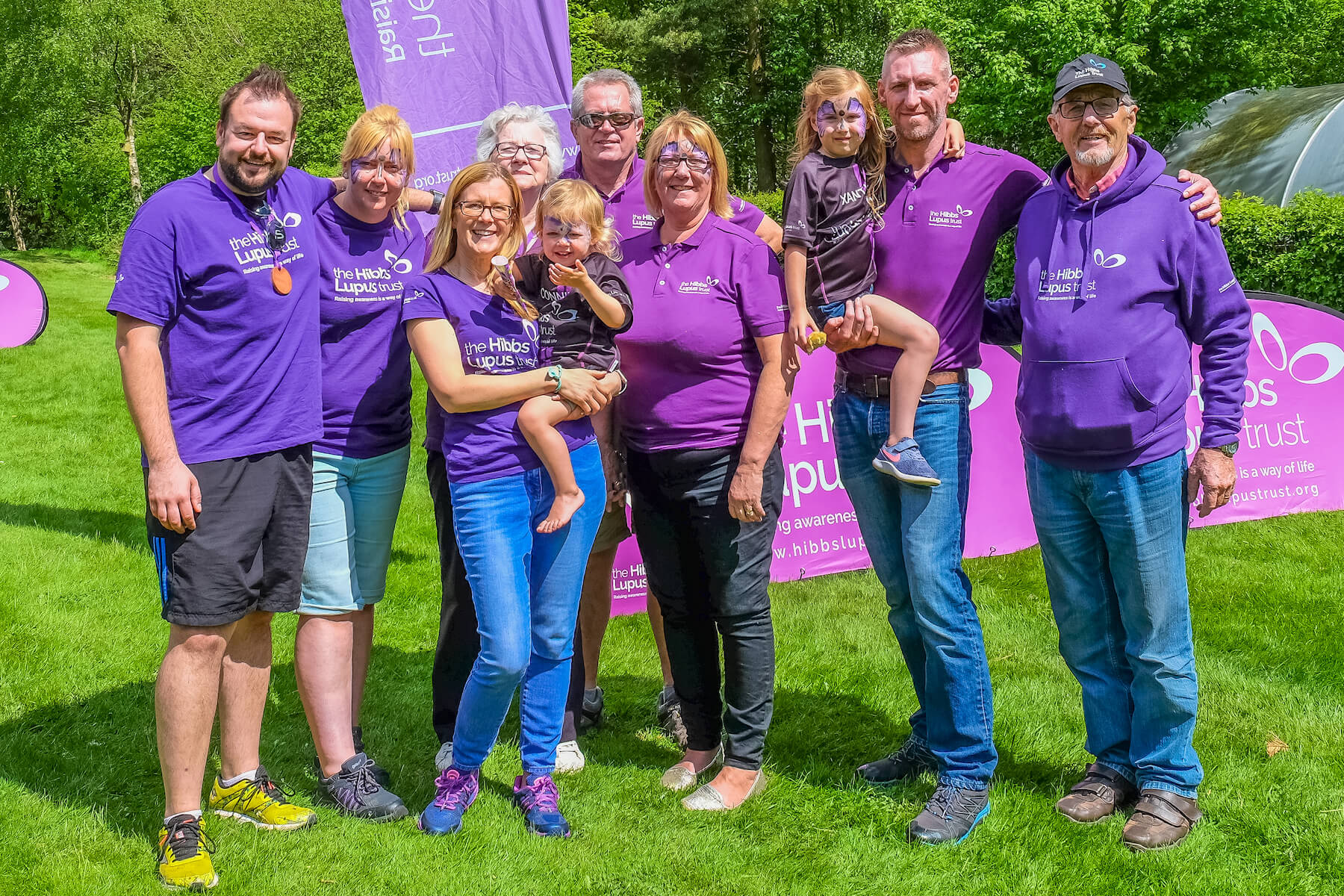 The Hibbs Lupus Trust Charity