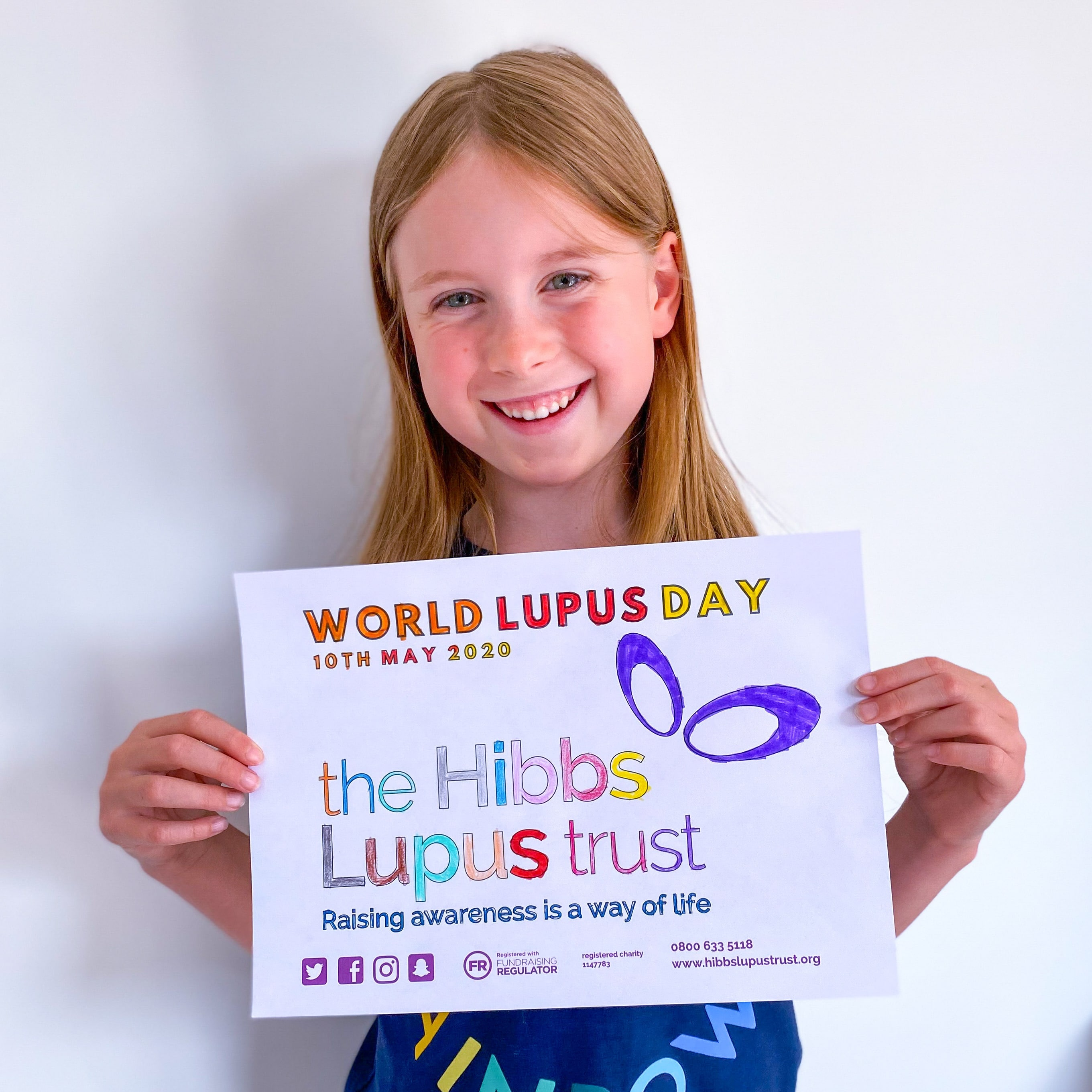 WORLD LUPUS DAY - The Hibbs Lupus Trust 3