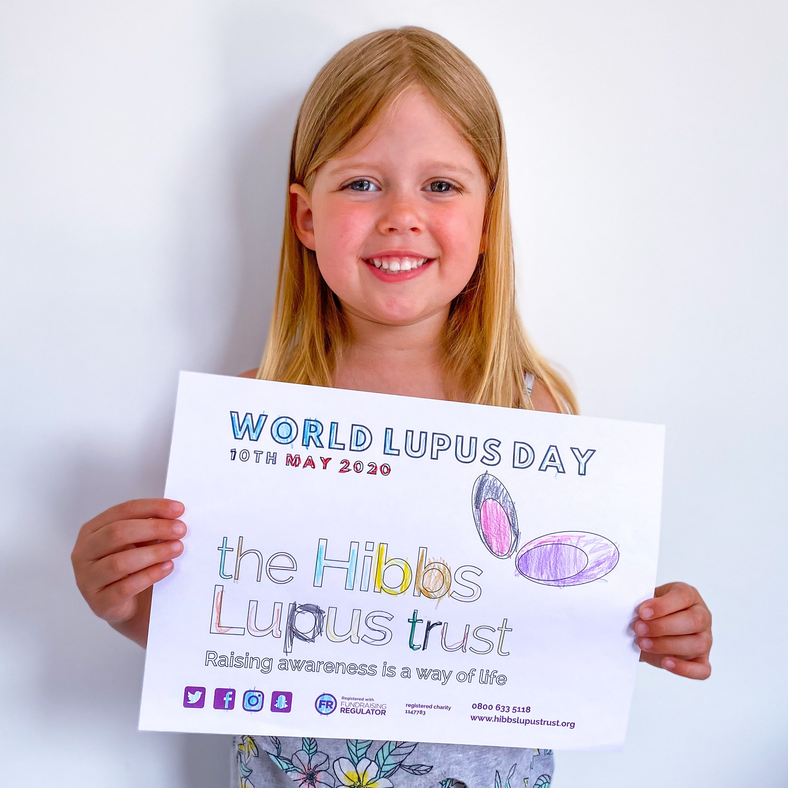 WORLD LUPUS DAY - The Hibbs Lupus Trust