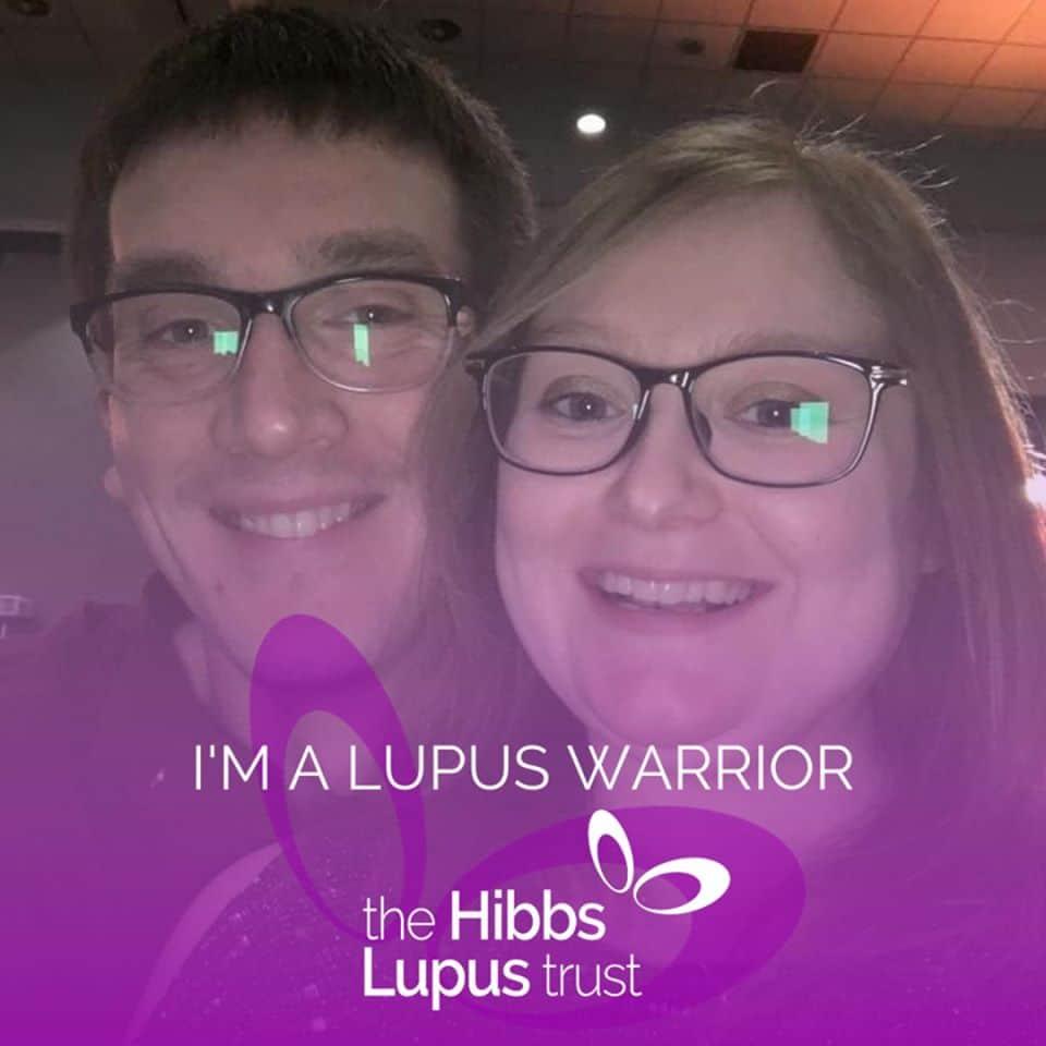 Alice - The Hibbs Lupus Trust Facebook Frame
