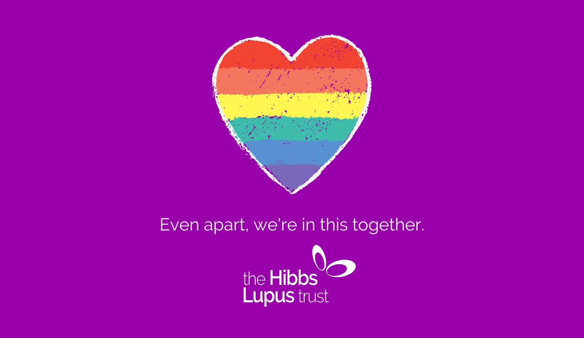 In This Together - The Hibbs Lupus Trust